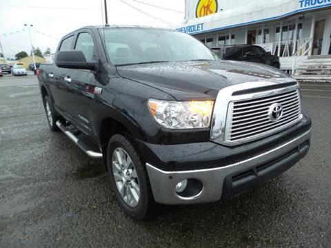 2012 Toyota Tundra for sale in Montesano, WA