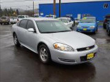 2009 Chevrolet Impala for sale in Montesano, WA