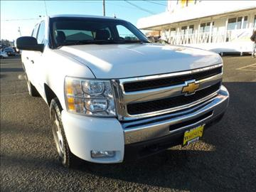 2011 Chevrolet Silverado 1500 for sale in Montesano, WA
