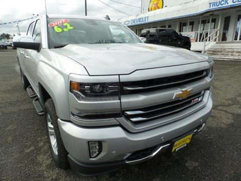 2017 Chevrolet Silverado 1500 for sale in Montesano, WA