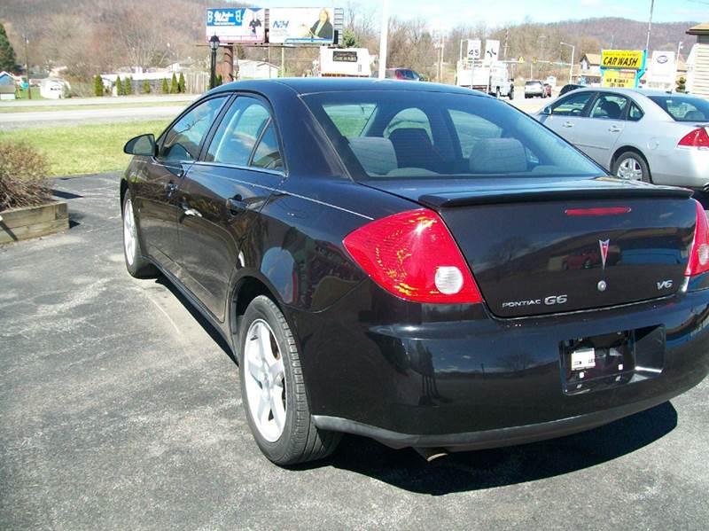 2008 Pontiac G6 4dr Sedan - Roaring Spring PA