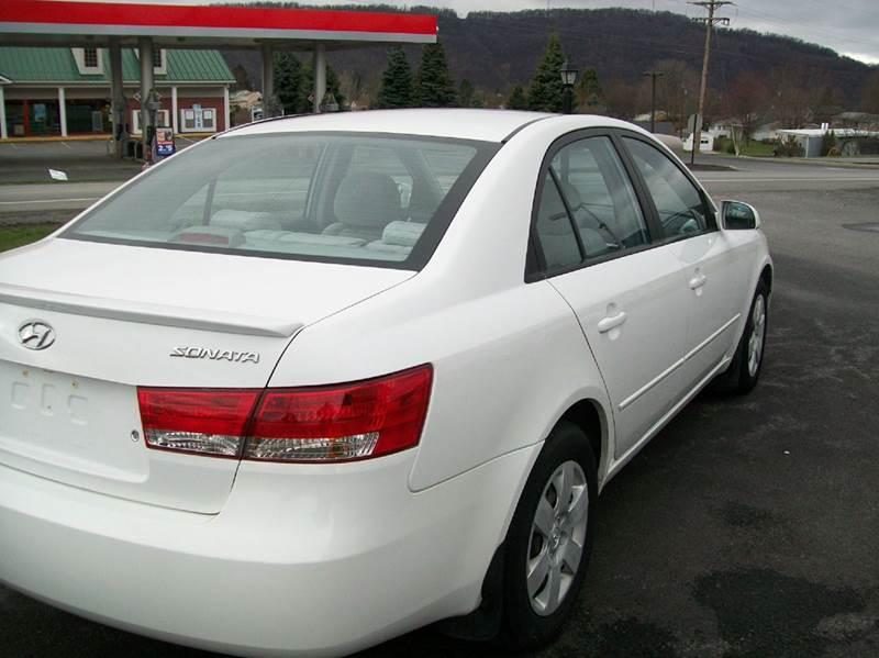 2006 Hyundai Sonata GL 4dr Sedan - Roaring Spring PA