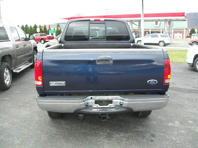 2001 Ford F-150 4dr SuperCab XLT 4WD Styleside SB - Roaring Spring PA