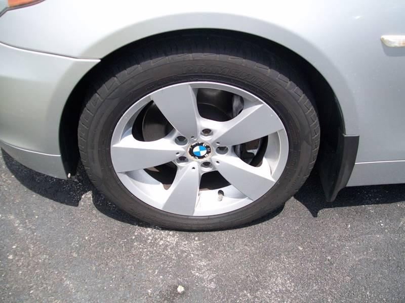 2007 BMW 5 Series AWD 525xi 4dr Sedan - Roaring Spring PA