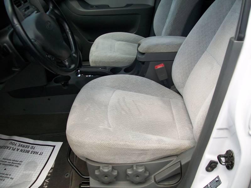 2005 Hyundai Santa Fe AWD GLS 4dr SUV - Roaring Spring PA
