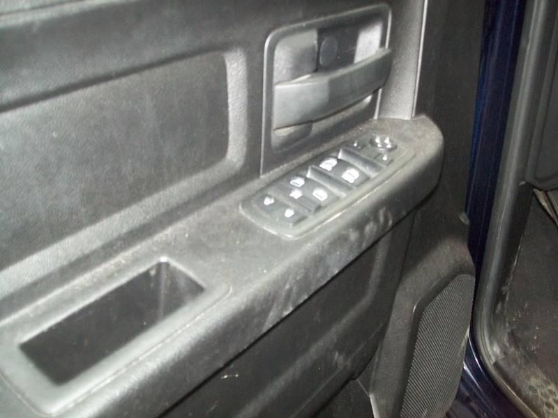 2013 RAM Ram Pickup 1500 4x4 Tradesman 4dr Quad Cab 6.3 ft. SB Pickup - Roaring Spring PA