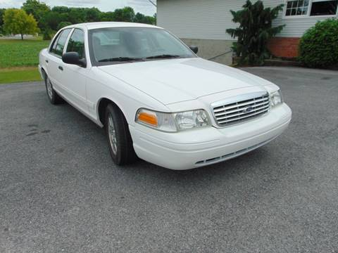 2006 Ford Crown Victoria for sale in Roaring Spring, PA