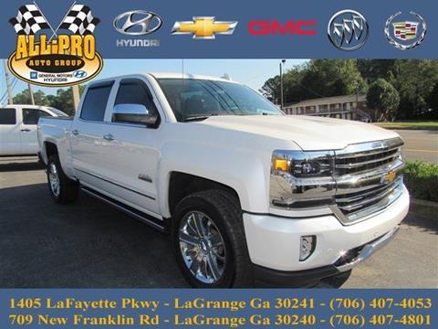 2016 Chevrolet Silverado 1500 for sale in Lagrange, GA