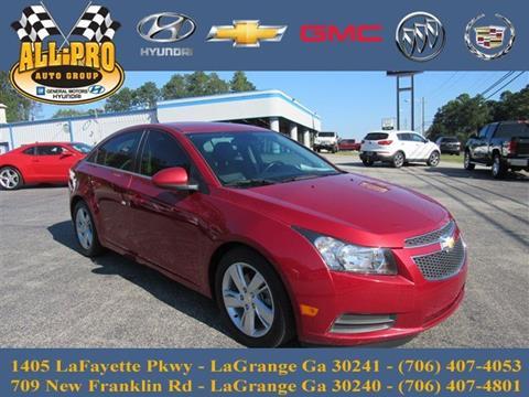 2014 Chevrolet Cruze for sale in Lagrange, GA