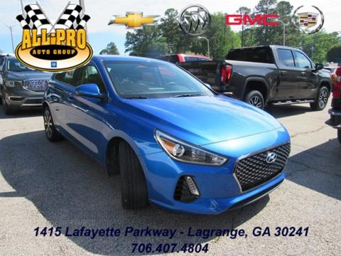 2018 Hyundai Elantra GT for sale in Lagrange, GA