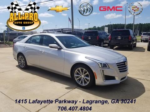 2019 Cadillac CTS for sale in Lagrange, GA