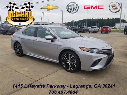 2019 Toyota Camry for sale in Lagrange, GA