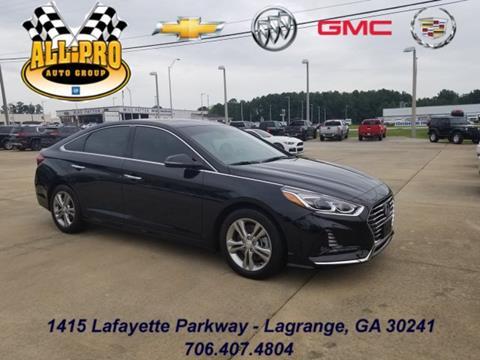 2018 Hyundai Sonata for sale in Lagrange, GA