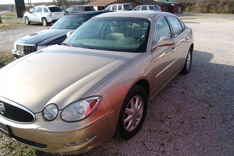 2005 Buick LaCrosse for sale at Taylor Car Connection in Sedalia MO