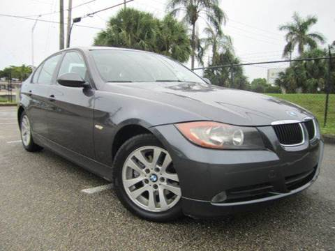 2006 BMW 3 Series for sale at Rosa's Auto Sales in Miami FL