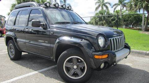 2003 Jeep Liberty for sale at Rosa's Auto Sales in Miami FL