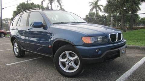 2003 BMW X5 for sale at Rosa's Auto Sales in Miami FL