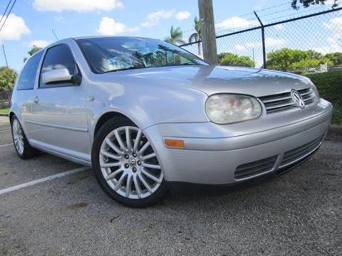 2005 Volkswagen GTI for sale at Rosa's Auto Sales in Miami FL