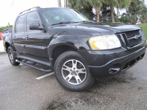 2005 Ford Explorer Sport Trac for sale at Rosa's Auto Sales in Miami FL