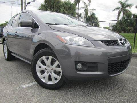 2007 Mazda CX-7 for sale at Rosa's Auto Sales in Miami FL