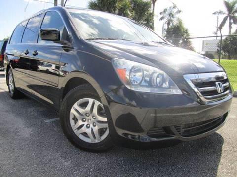 2007 Honda Odyssey for sale at Rosa's Auto Sales in Miami FL