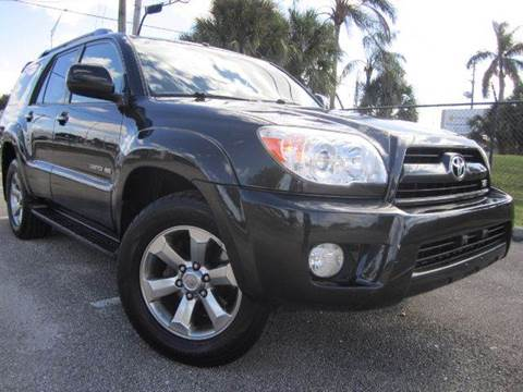 2006 Toyota 4Runner for sale at Rosa's Auto Sales in Miami FL