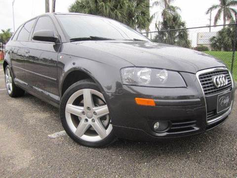 2006 Audi A3 for sale at Rosa's Auto Sales in Miami FL
