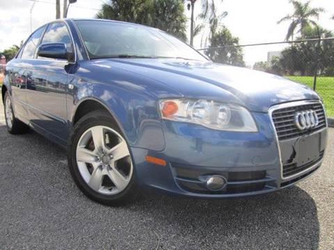 2006 Audi A4 for sale at Rosa's Auto Sales in Miami FL