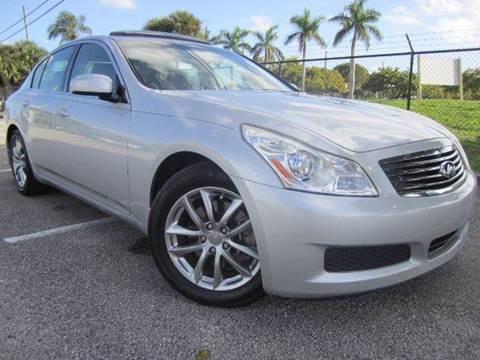 2008 Infiniti G35 for sale at Rosa's Auto Sales in Miami FL