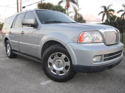 2006 Lincoln Navigator for sale at Rosa's Auto Sales in Miami FL
