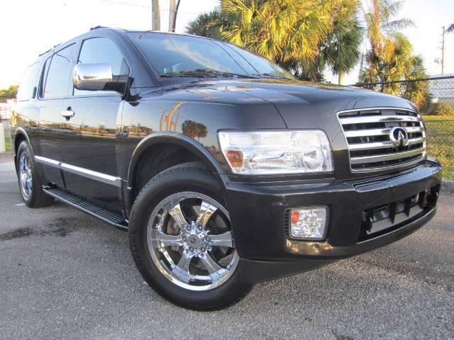 2006 Infiniti Qx56 4wd In Davie Fl Rosas Auto Sales