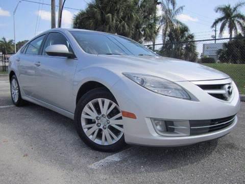 2009 Mazda MAZDA6 for sale at Rosa's Auto Sales in Miami FL