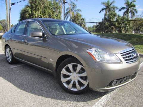 2007 Infiniti M35 for sale at Rosa's Auto Sales in Miami FL