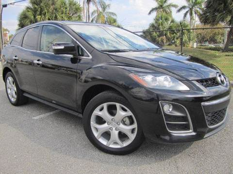 2010 Mazda CX-7 for sale at Rosa's Auto Sales in Miami FL