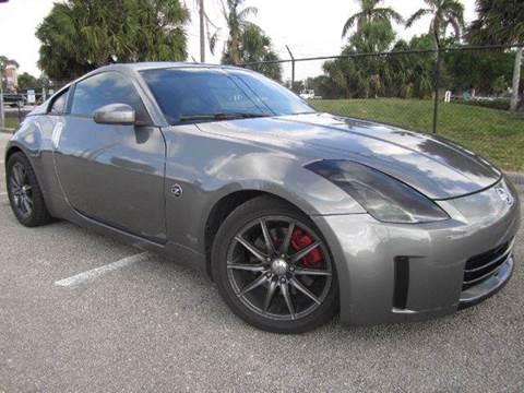 2006 Nissan 350Z for sale at Rosa's Auto Sales in Miami FL