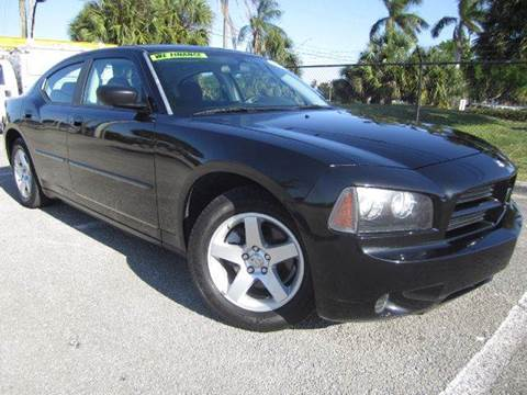 2008 Dodge Charger for sale at Rosa's Auto Sales in Miami FL