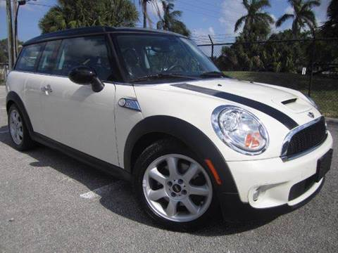 2009 MINI Cooper Clubman for sale at Rosa's Auto Sales in Miami FL