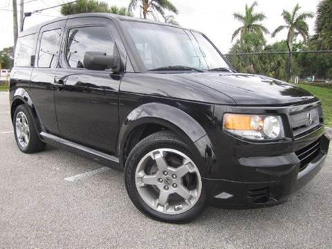 2007 Honda Element for sale at Rosa's Auto Sales in Miami FL