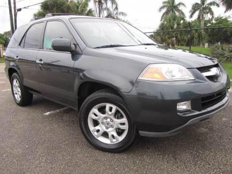 2005 Acura MDX for sale at Rosa's Auto Sales in Miami FL