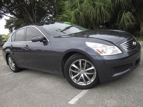 2007 Infiniti G35 for sale at Rosa's Auto Sales in Miami FL