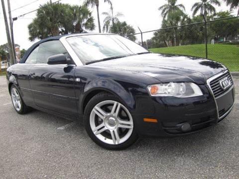 2008 Audi A4 for sale at Rosa's Auto Sales in Miami FL