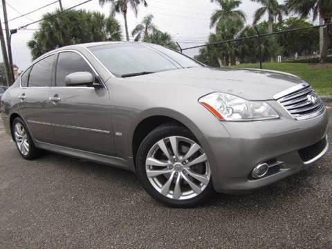 2008 Infiniti M35 for sale at Rosa's Auto Sales in Miami FL