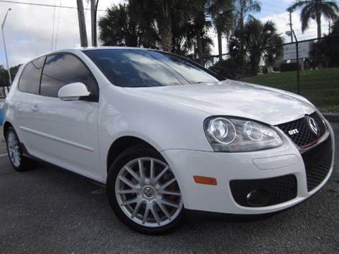 2007 Volkswagen GTI for sale at Rosa's Auto Sales in Miami FL