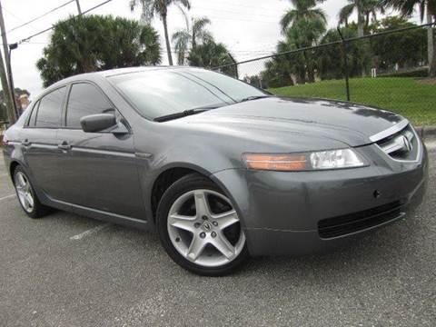 2004 Acura TL for sale at Rosa's Auto Sales in Miami FL