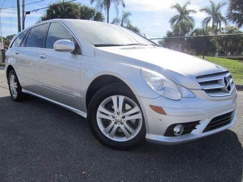 2008 Mercedes-Benz R-Class for sale at Rosa's Auto Sales in Miami FL