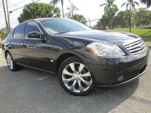 2006 Infiniti M35 for sale at Rosa's Auto Sales in Miami FL