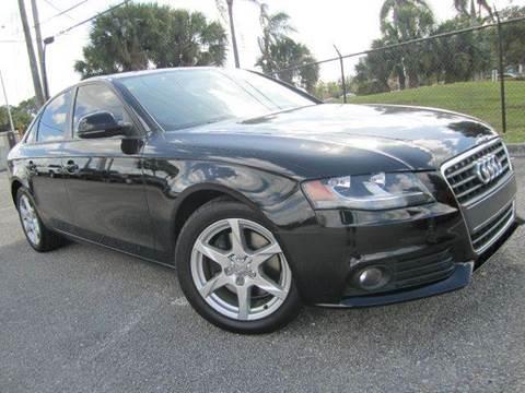 2009 Audi A4 for sale at Rosa's Auto Sales in Miami FL