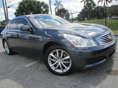 2008 Infiniti G35 for sale at Rosa's Auto Sales in Miami FL