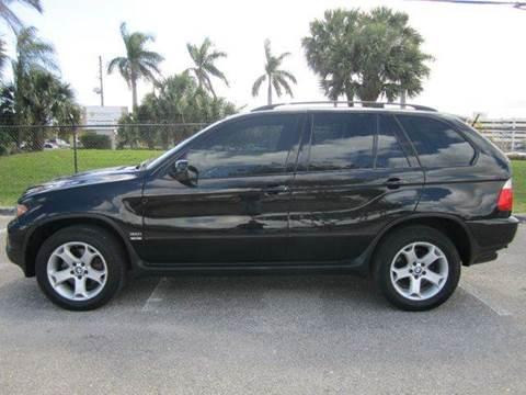 2005 BMW X5 for sale at Rosa's Auto Sales in Miami FL