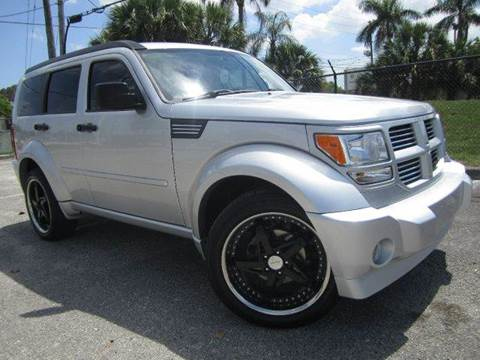 2008 Dodge Nitro for sale at Rosa's Auto Sales in Miami FL